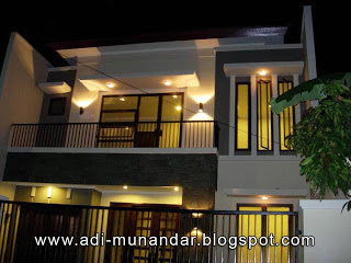 adi arsitek surabaya_ rumah urban