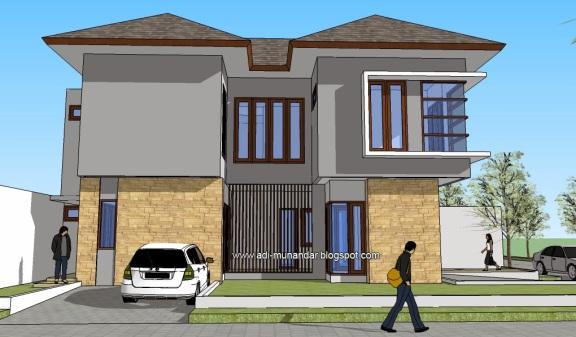 arsitekur adi arsitek-arsitek surabaya-arsitek jakarta-pakuwon city surabaya_arsitektur rumah minimalis mrdonny6