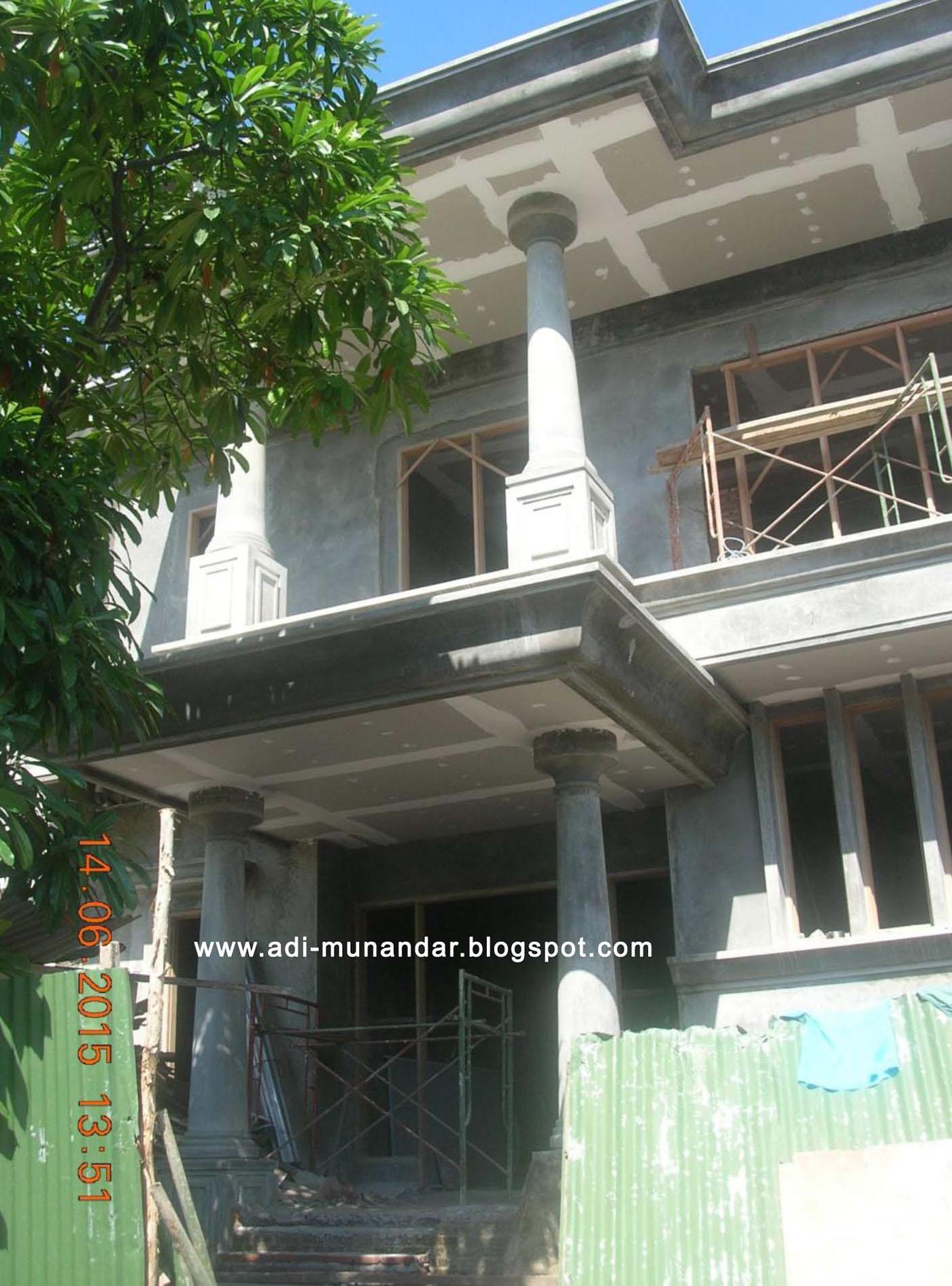 desain rumah arsitektur klasik graha family-rumah klasik moderen-adi arsitek-arsitek surabaya-arsitek jakarta-arsitek bali-rumah bule5
